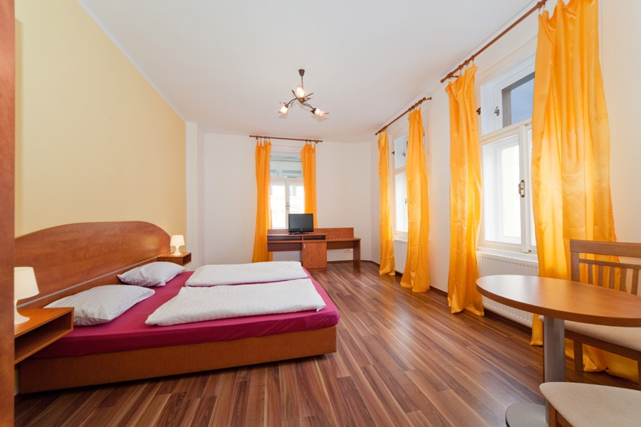 Spacious and cozy apartment in City center of Prague for four people photo 5841721