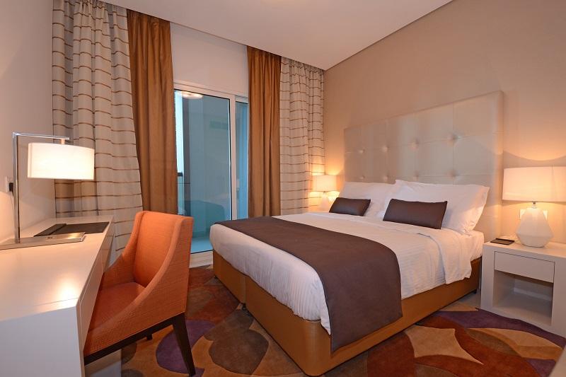 Dubai, Vereinigte Arabische Emirate Ferienwohnung #RU99530